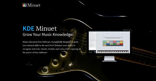 Minuet 0.1 released!
