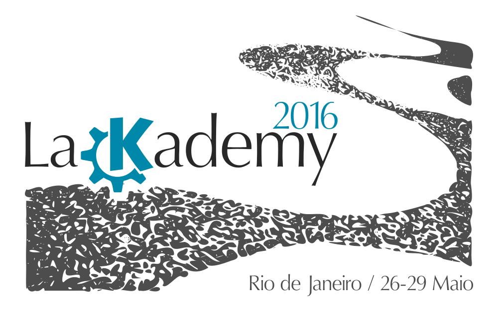 LaKademy 2016 in Rio de Janeiro