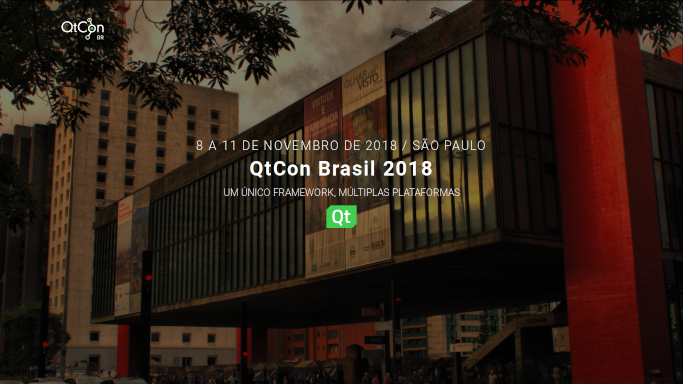 Announcing QtCon Brazil 2018